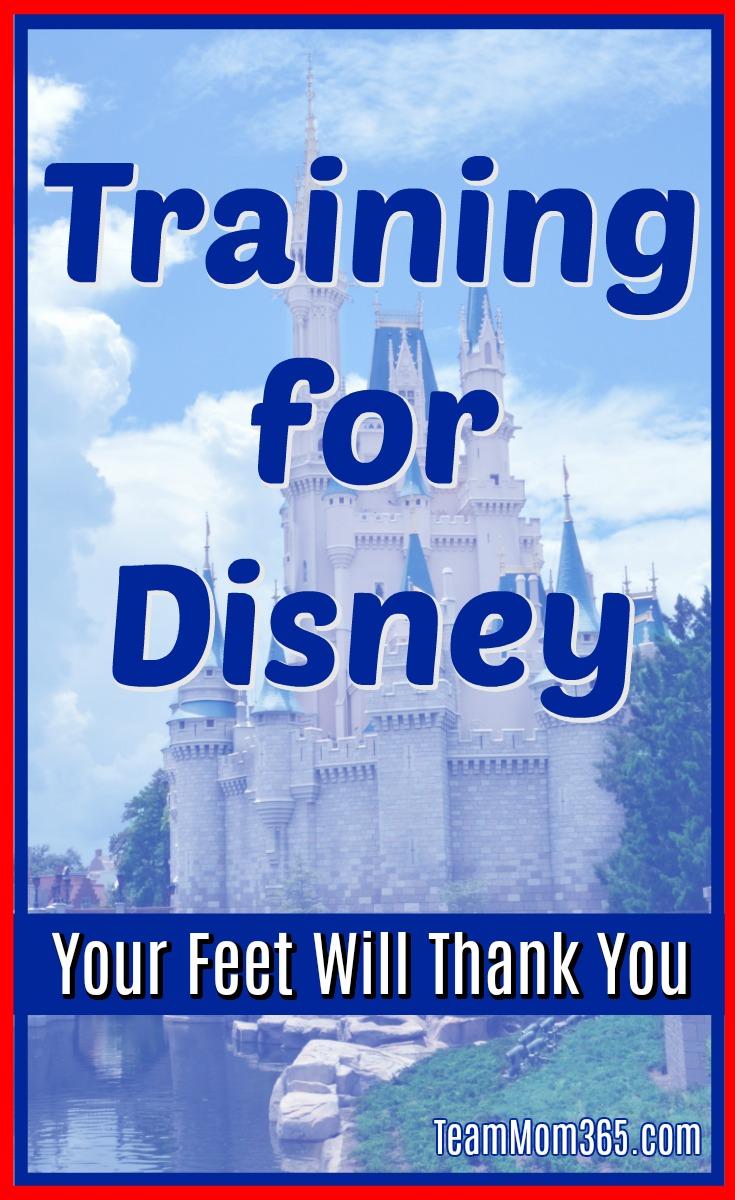 Training for Disney