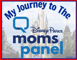 Journey to the Disney Parks Moms Panel
