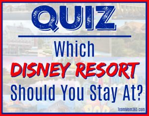 Quiz - Which Disney Resort Should You Stay At?