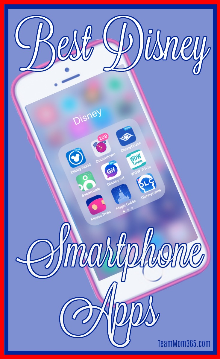 Best Walt Disney Smartphone Apps