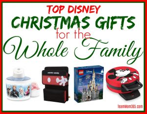 Top Disney Gifts for the Whole Family