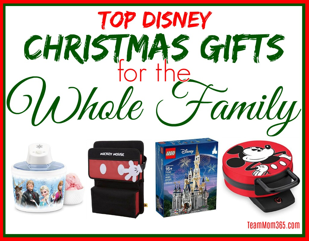 Top Disney Christmas Gifts for the Whole Family - Team Mom 365