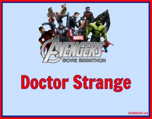 Marvel Movie Marathon Doctor Strange
