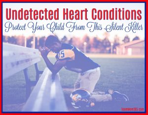 Undetected Heart Conditions