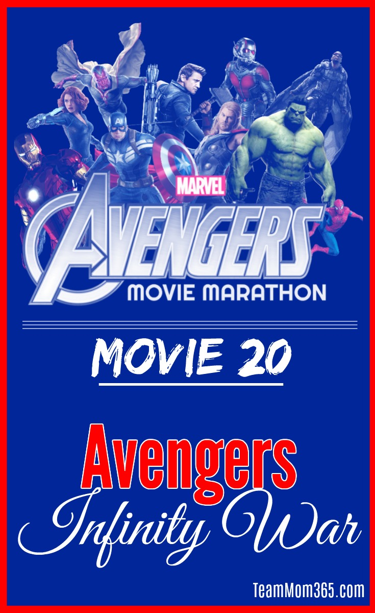 Marvel Movie Marathon