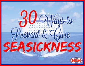 Seasickness Remedies