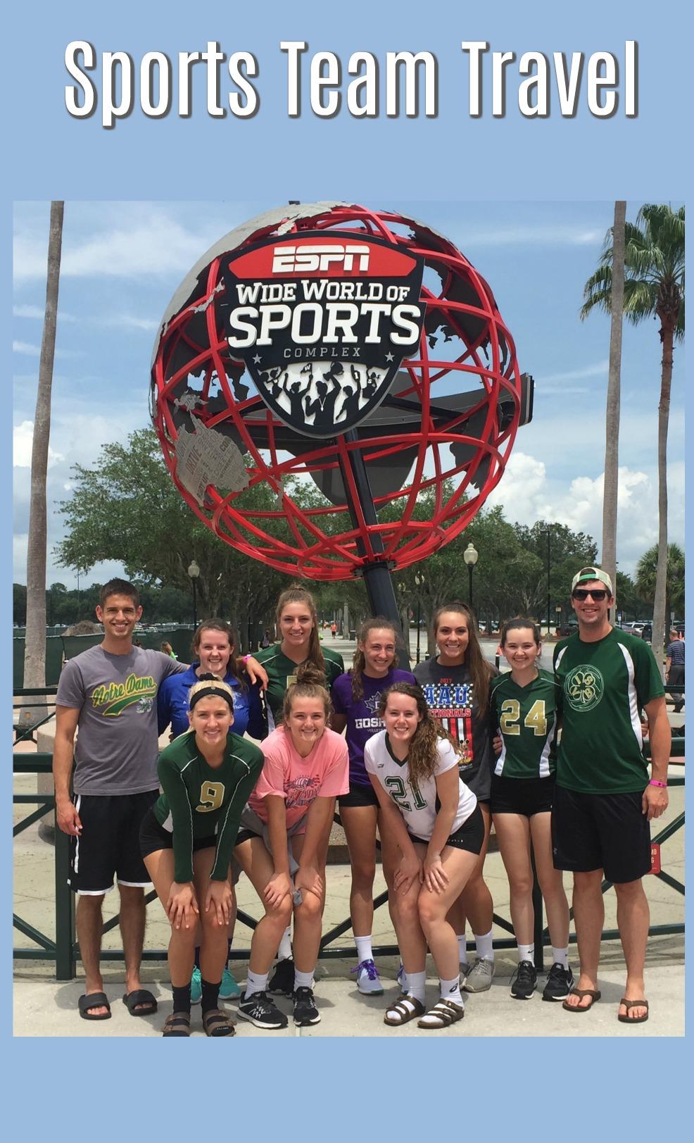 Sports Team Travel