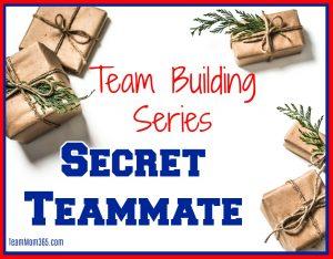 Team Building Series Secret Teammate