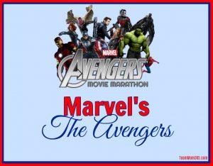 Marvel Movie Marathon Marvel's The Avengers