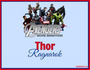 Marvel Movie Marathon Thor Ragnarok