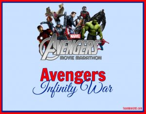 Marvel Movie Marathon Avengers Infinity War