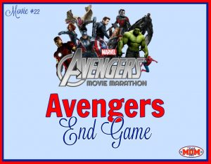 Marvel Movie Marathon Avengers End Game