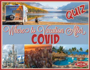 Where to Vacation After COVID Quiz